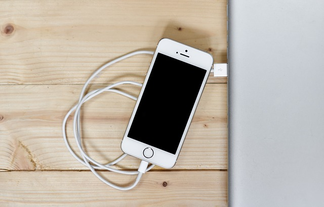 Mobile phone charging when travelling