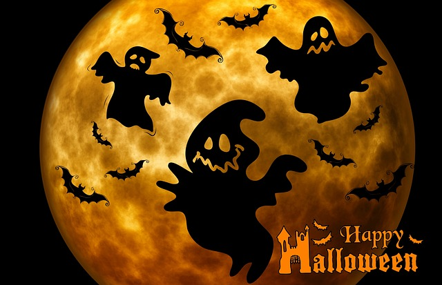 The ghosts of Halloween - Our top 5 destinations